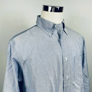 Brooks Brothers 16 1/2 33 Makers Oxford Shirt